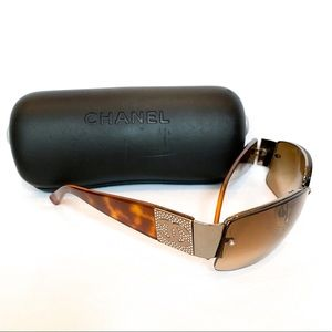 Authentic Chanel 4117b Sunglasses